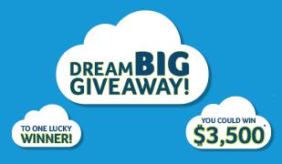 Dream Big Giveaway