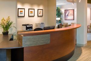 modern doctors office o