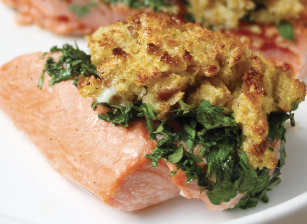1025X746 Herb Crusted Salmon Blog 01
