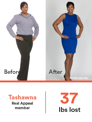 Tashawna's Success Story