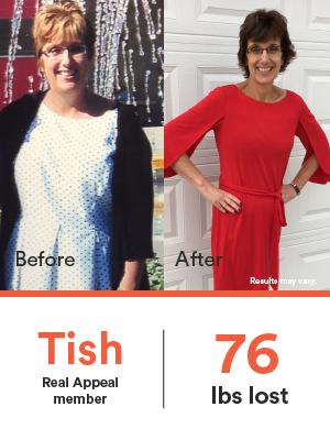 Trish's Success Story