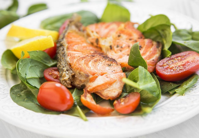 5 Salmon Dishes