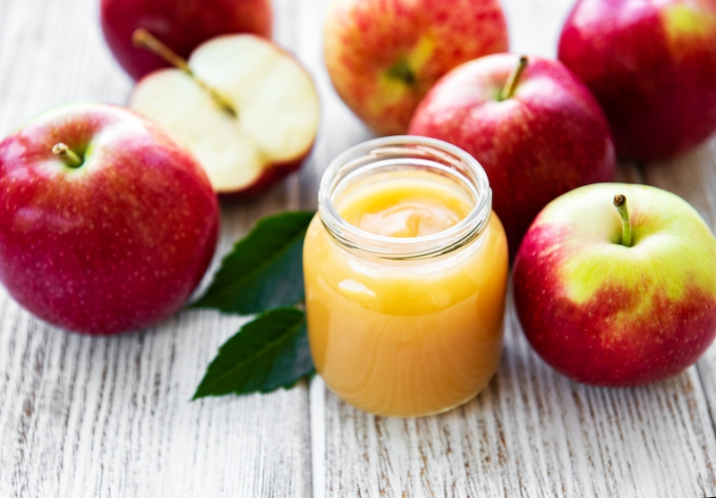 Ra Healthy Swaps Applesauce