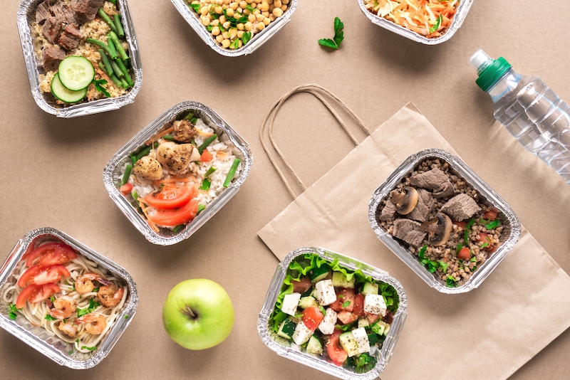 Ra Healthy Takeout