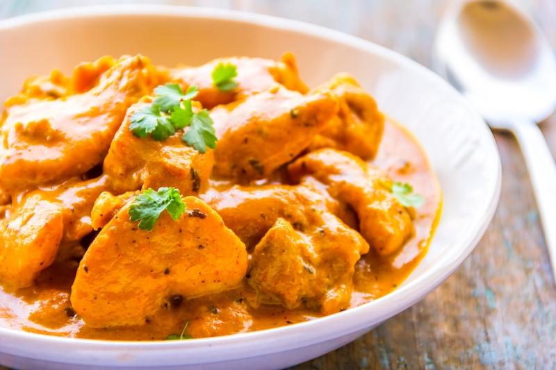 Ra Indian Butter Chicken