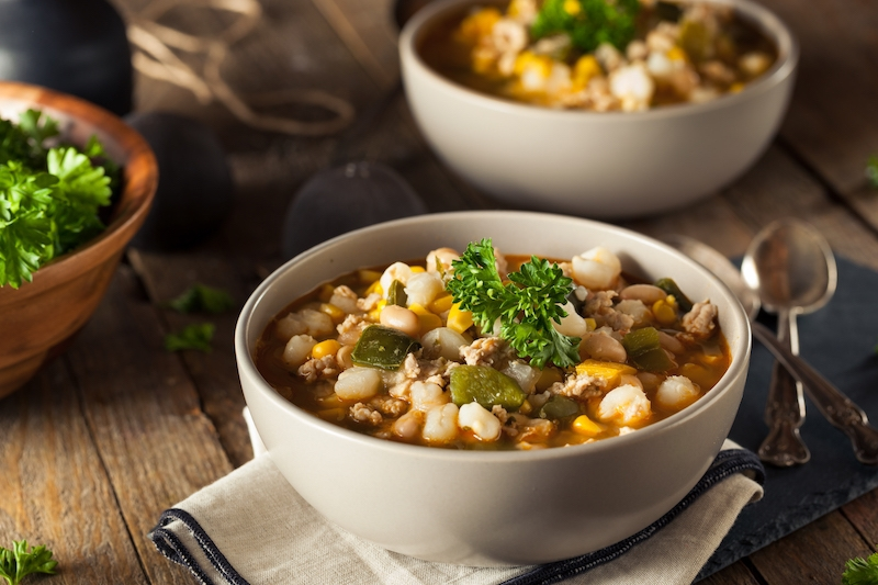 Ra White Chicken Chili