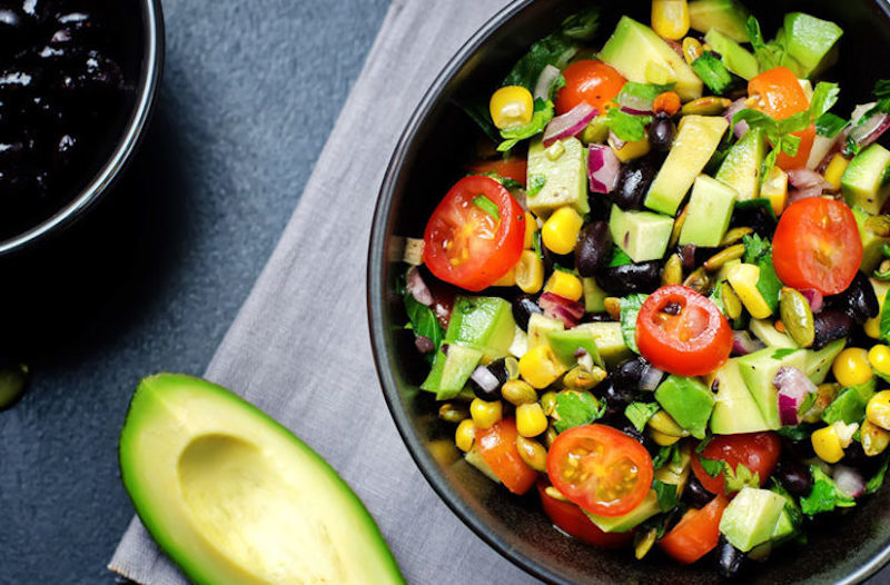 Mexican Black Bean Avocado Salad 654062324 770X553 1 745X490