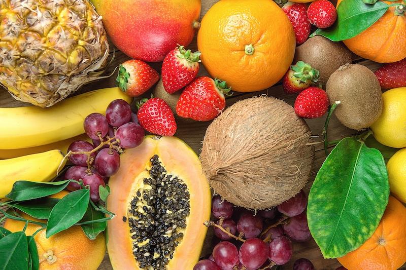 Paleo Fruit
