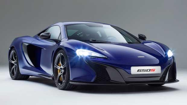 Nova geração do McLaren 650S terá nova arquitetura