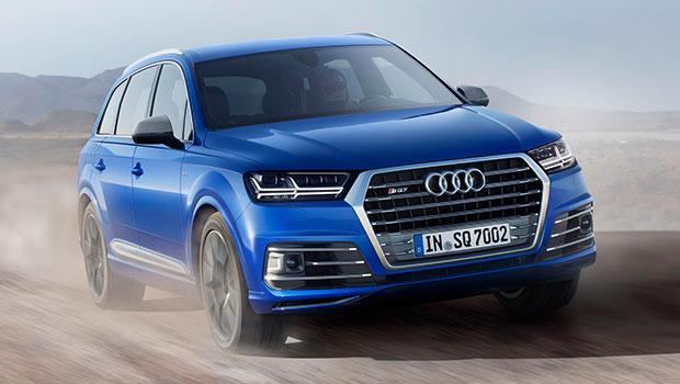 Modelos a diesel estão em segundo plano na Audi Sport