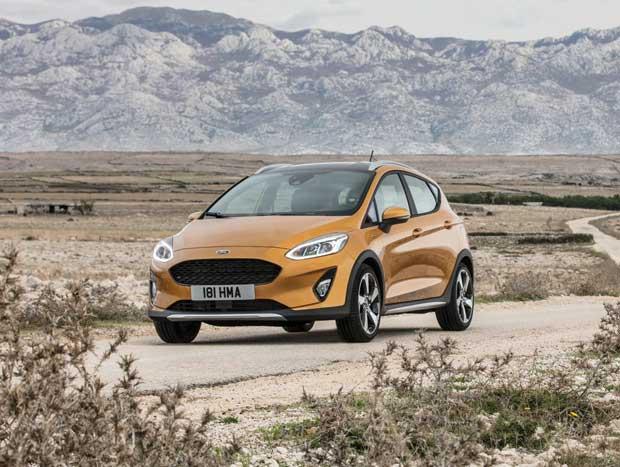 Ford Fiesta Active é a nova versão aventureira do hatch