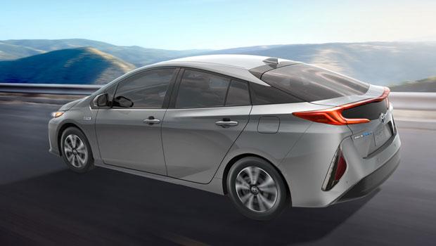 Prius é um dos carros verdes da Toyota