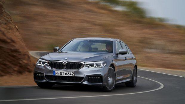 Nova geração do BMW Série 5 já está à venda no país
