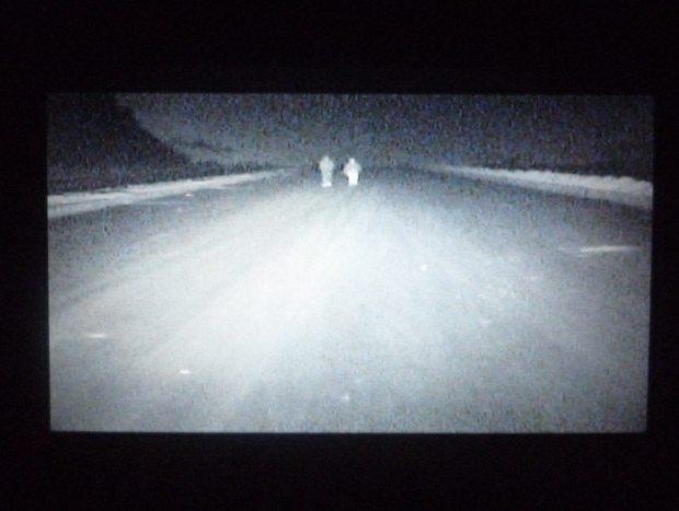 550 metros é a distância máxima que uma câmera noturna consegue captar imagens