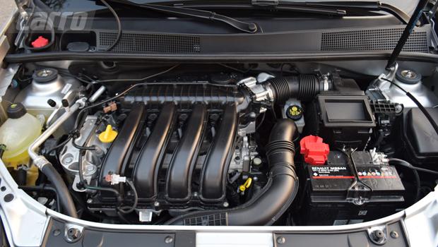 Motor 2.0 aspirado entrega 150 cv de potência e 20,9 kgfm de torque com etanol