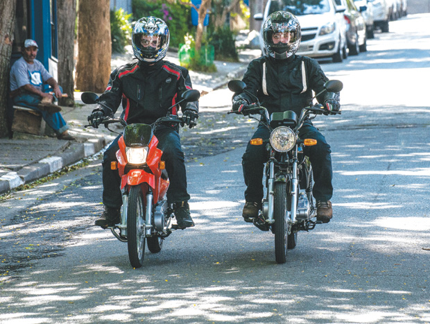 Comparativo: Honda Pop 100 vs. Suzuki GS 120