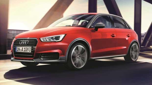 Audi A1 Sport parte de R$ 117.990