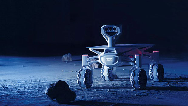 A sonda da Audi conta com tração nas quatro rodas