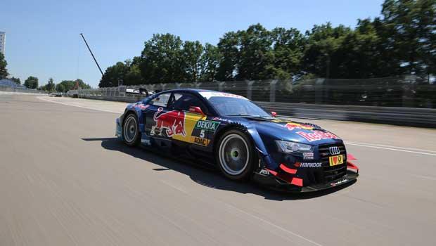 Audi RS5 DTM é a fera alemã da competição