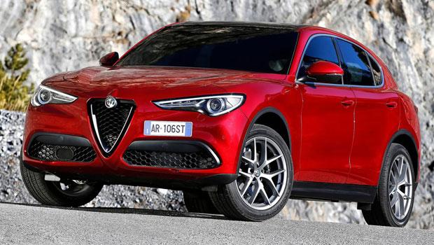 Alfa Romeo Stelvio Super 2.2D
