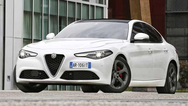 Alfa Romeo Giulia foi lançado no começo deste ano