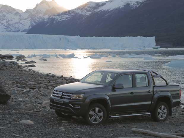 Glaciar Perito Moreno, na região argentina da Patagônia
