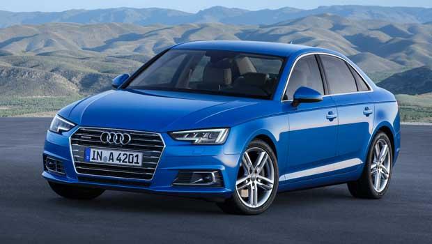 Audi A4 Ambition 2.0 TFSI
