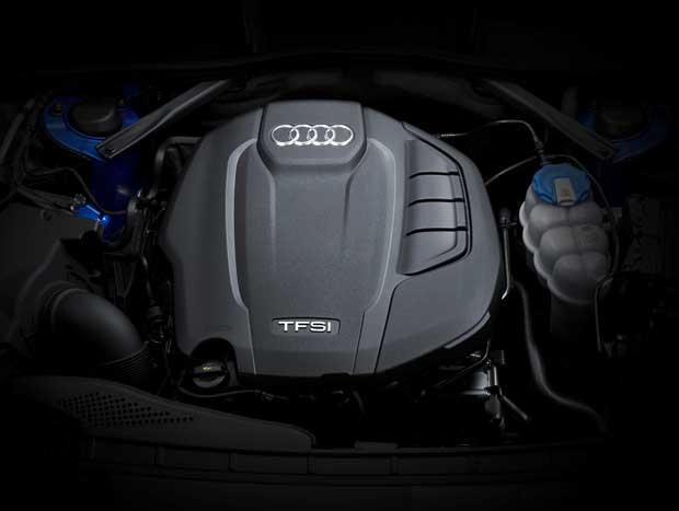 Motor 2.0 TFSI gera 252 cv de potência e 37,7 kgfm de torque