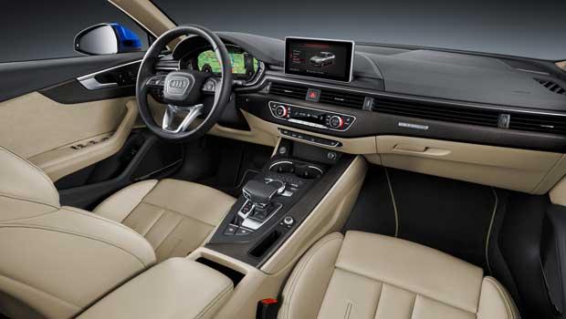 Interior segue o mesmo padrão de refinamento das outras versões