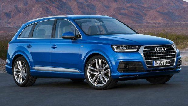 O Audi Q7 já está no mercado e deve receber antes a versão RS