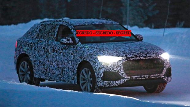 Audi Q8 é SUV de sete lugares pensado para os Estados Unidos