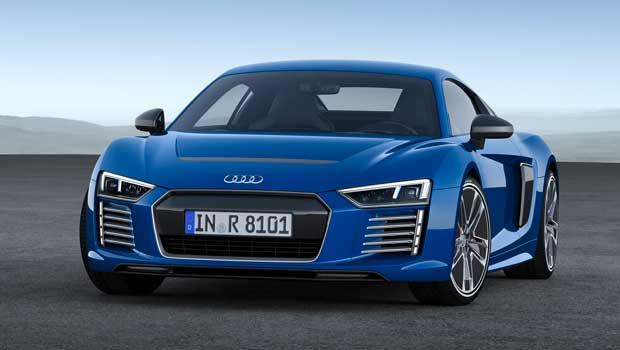Audi R8 e-tron não será mais produzido