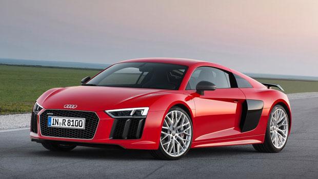 Próxima geração do R8 manterá o motor V10 aspirado