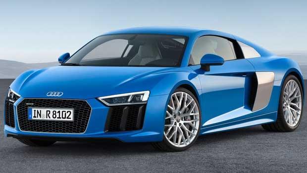 """Audi R8 vai ganhar opção """"de entrada"""" V6 em breve"""