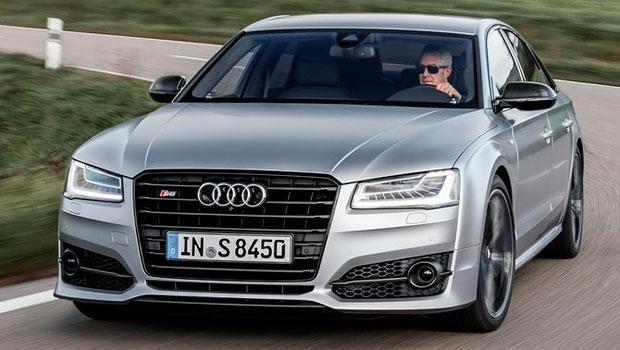 S8 Plus dá pegada mais esportiva ao sedã de prestígio da Audi