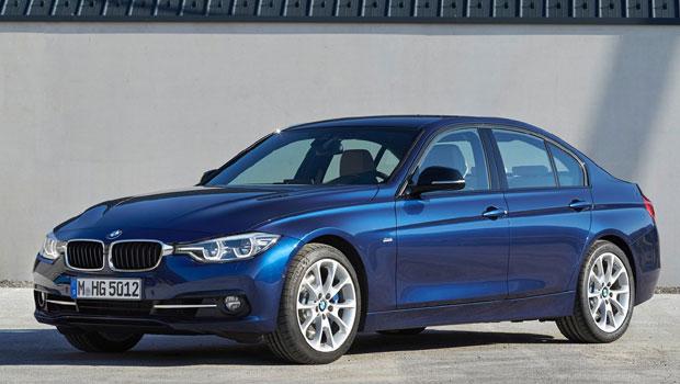 BMW Série 3 blindado ficará R$ 70 mil mais caro