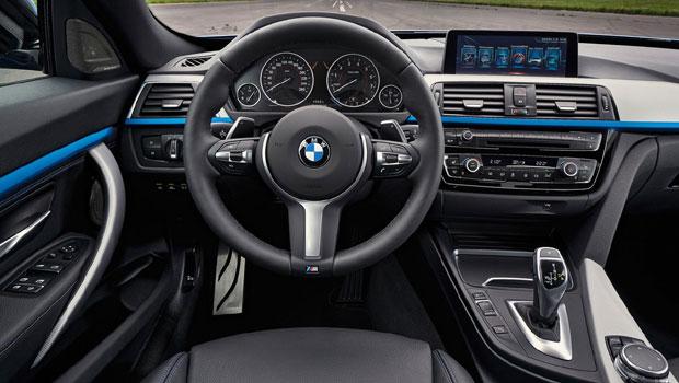 A BMW não divulgou se alguma versão terá interior diferenciado