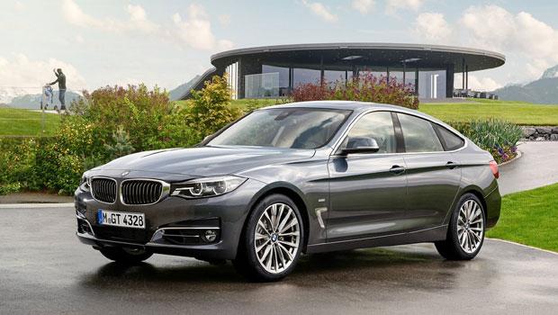 O BMW Série 3 GT chegará ao brasil no ano que vem