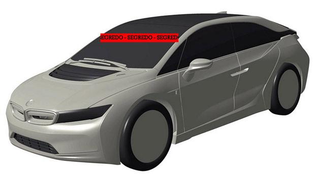 Patentes registradas no Japão podem prever novo modelo da BMW i