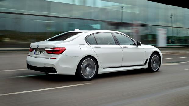 BMW Série 7 será vendido na versão 750Li M Sport no Brasil