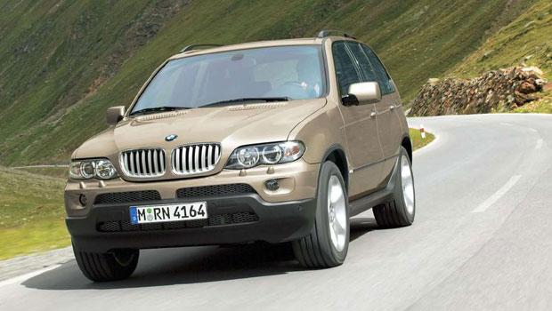 BMW X5 é um dos envolvidos no recall