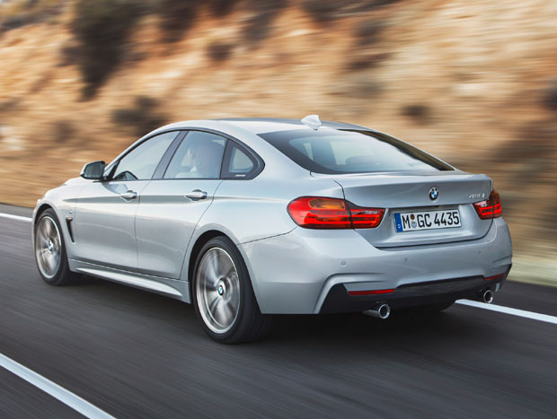 BMW Sèrie 4 Gran Coupé