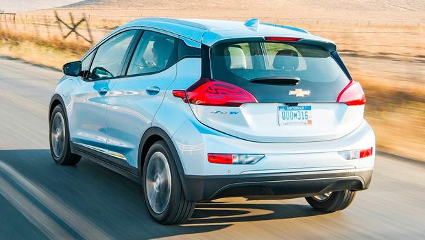 Minivan, Bolt tem proposta de ser carro elétrico familiar