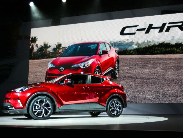 Crossover será rival do Honda HR-V