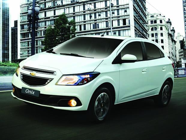 Chevrolet Onix LTZ 2013