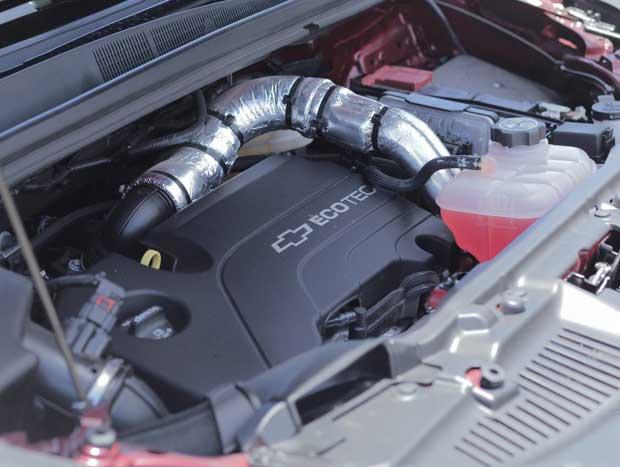 Motor 1.4 turbo flex é principal novidade do novo Tracker