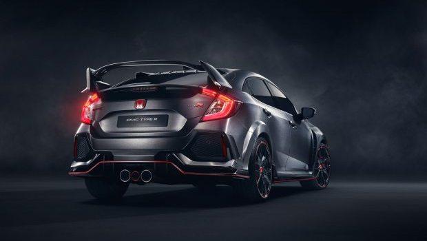A Honda ainda não confirmou a motorização do novo Type R