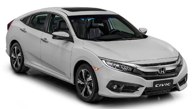 Décima geração do Civic tem a missão de retomar bom volume de vendas