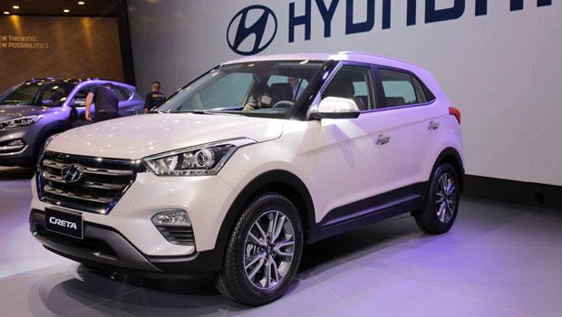 Hyundai Creta promete incomodar líderes do segmento SUV