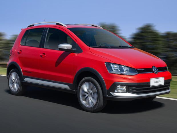 VW Crossfox parte de R$ 62.490